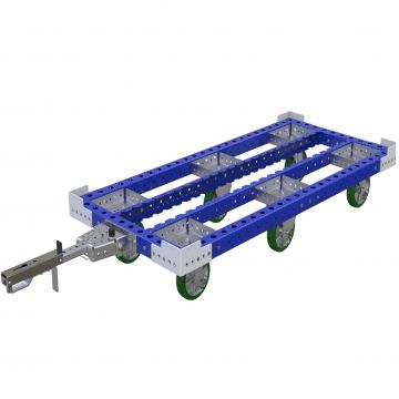 Pallet Tugger Cart - 840 x 1820 mm