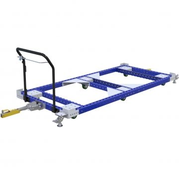 Low Rider Tugger Cart - 1260 x 2730 mm