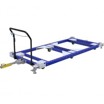 Carro remolcador Low Rider - 1260 x 2730 mm