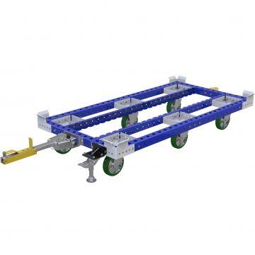 Carro remolcador - 980 x 1890 mm