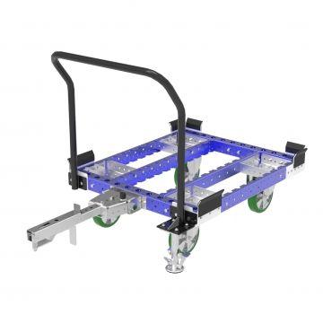Carro remolcador - 840 x 980 mm