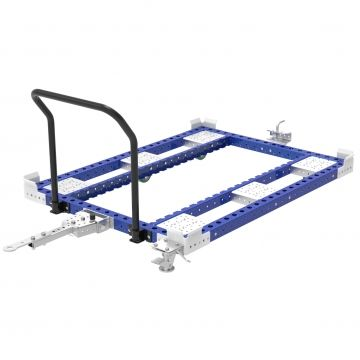 Pallet Tugger Cart - 1680 x 1260 mm