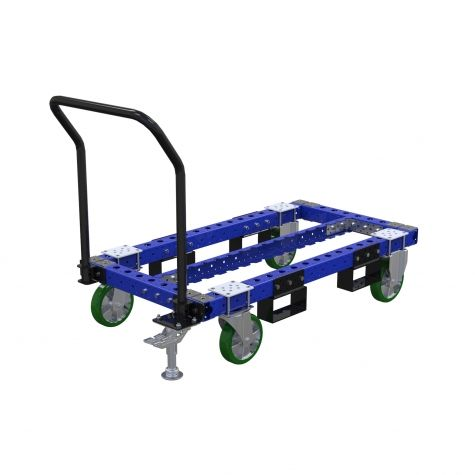 Base Frame Cart - 700 x 1330 mm