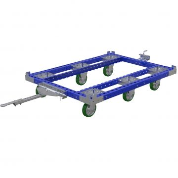 Tugger Cart (Heavy duty)- 1260 x 840 mm
