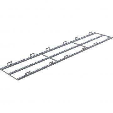 Roller rack segments 8000 mm