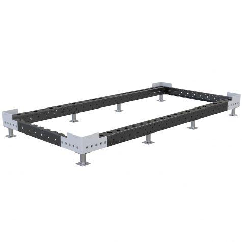Low Pallet Cart - 980 x 2730 mm