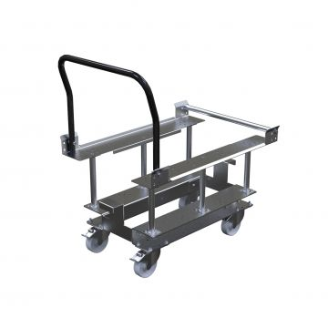 Low Pallet Cart - 980 x 2730 mm