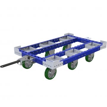 Tugger Pallet Cart - 840 x 1260 mm
