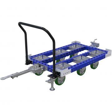 Carro remolcador - 840 x 1260 mm