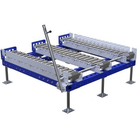 Tugger Cart - 1470 x 4760 mm