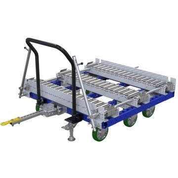 Tugger Roller Cart - 1190 x 1260 mm