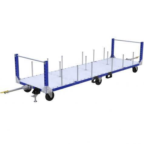 Pallet Tugger Cart - 1260 x 4200 mm