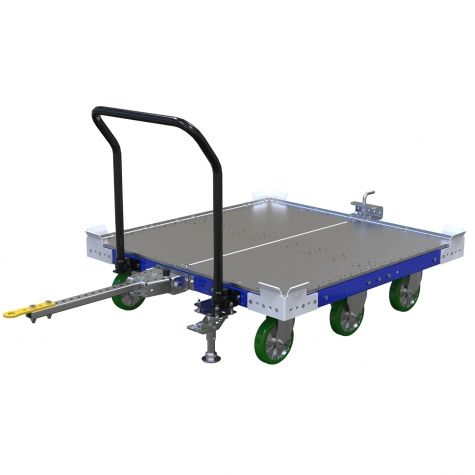 Flat Deck Cart - 1260 x 1260 mm