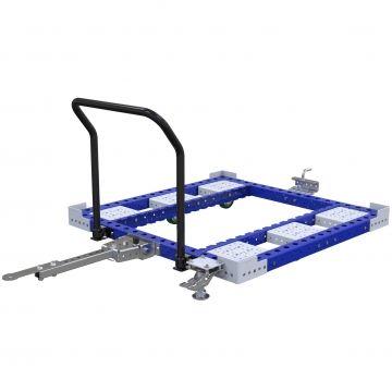 Tugger Cart Low - 1260 x 1260 mm