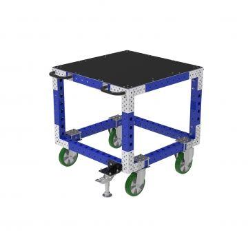 Shelf Cart - 910 x 910 mm