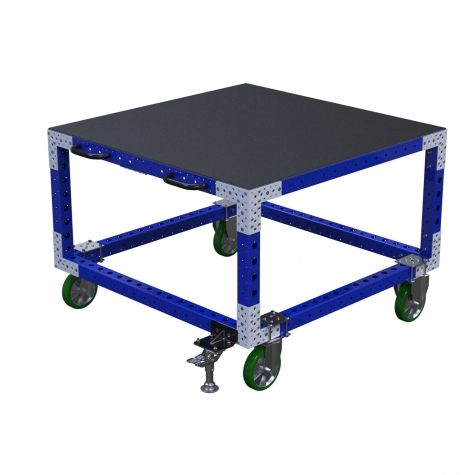 Shelf Cart - 1330 x 1330 mm