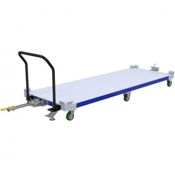 Pallet Tugger Cart - 980 x 2800 mm