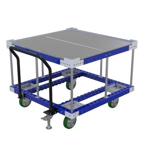Pallet Tugger Cart - 980 x 2800 mm