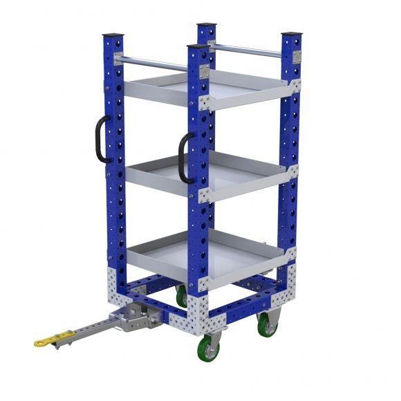 Shelf Tugger Cart – 630 x 630 mm