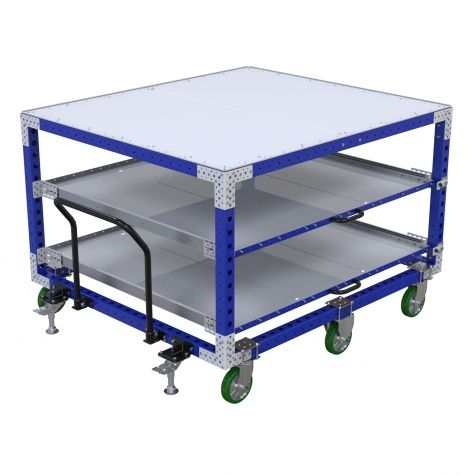 Shelf Cart 1680 x 1890 mm