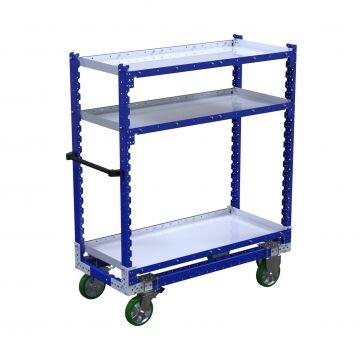 Flat Shelf Cart - 630 x 1400 mm