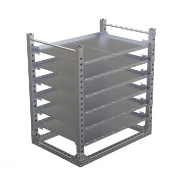 Estante con repisas - 980 x 1400 mm