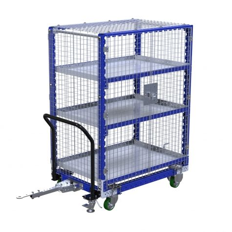 Shelf Cart for Scrap