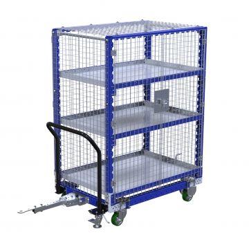 Shelf Cart for Scrap