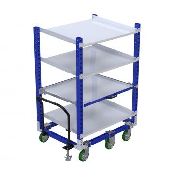Flat Shelf Cart - 1050 x 1400 mm