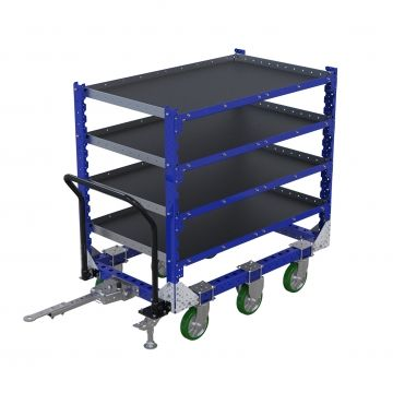 Shelf Tugger Cart - 840 x 1400 mm