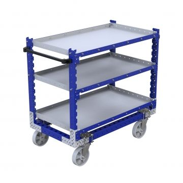 Standard shelf cart