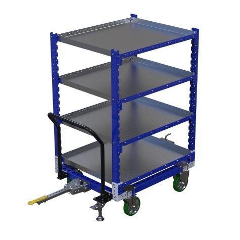 Flat Shelf Cart - 910 x 1120 mm