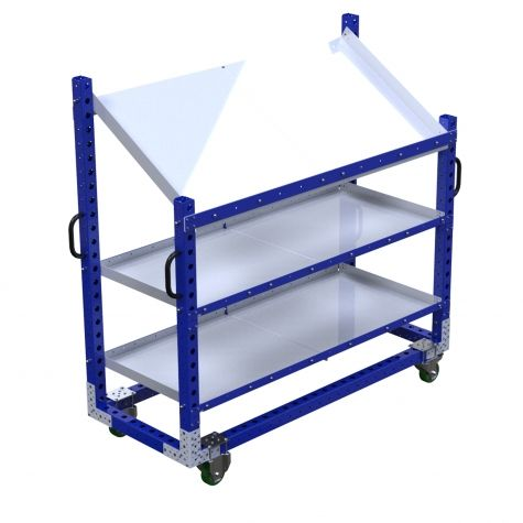 Shelf Cart - 770 x 1890 mm