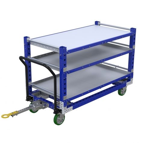 Shelf Tugger Cart - 840 x 1680 mm