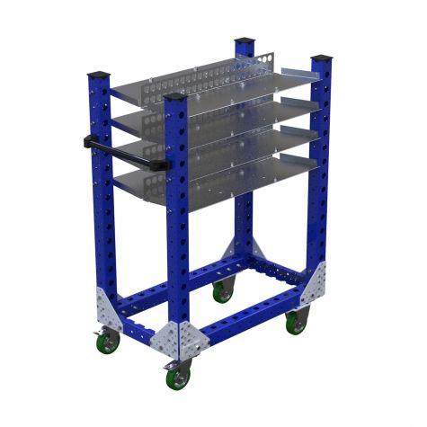 Shelf Cart - 560 x 980 mm