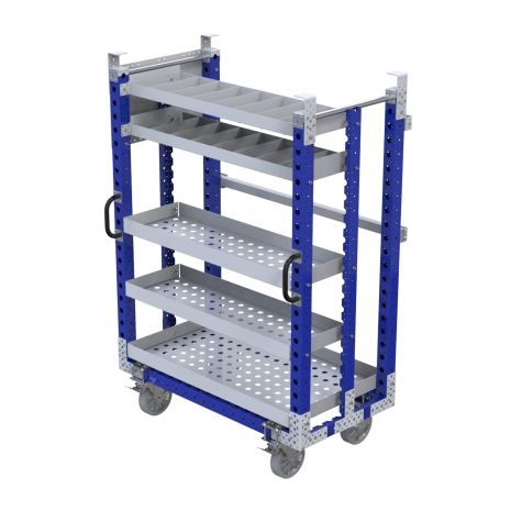 Shelf Kit Cart - 700 x 1330 mm