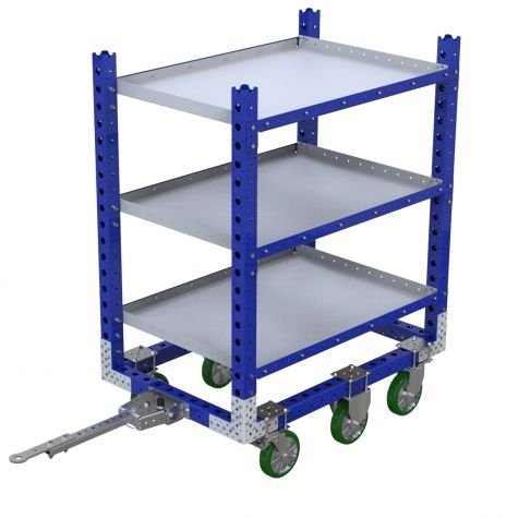 Shelf Tugger Cart - 840 x 1260 mm