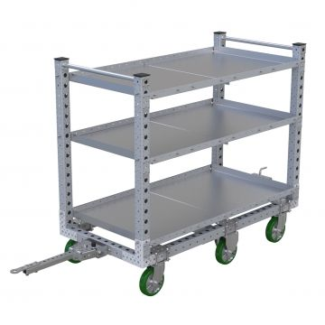 Shelf Cart - 63 x 33 inch
