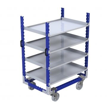 Flat Shelf Cart - 840 x 1260 mm