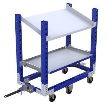 Shelf Cart - 630 x 1190 mm