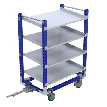 Flow Shelf Cart - 840 x 1400 mm
