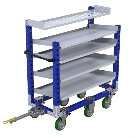 Shelf Cart - 630 x 1400 mm