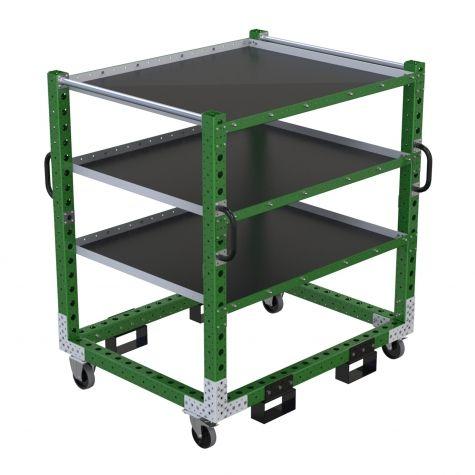 Flat Shelf Cart - 1050 x 1330 mm