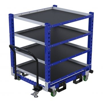Flat Shelf Cart - 1050 x 1260 mm