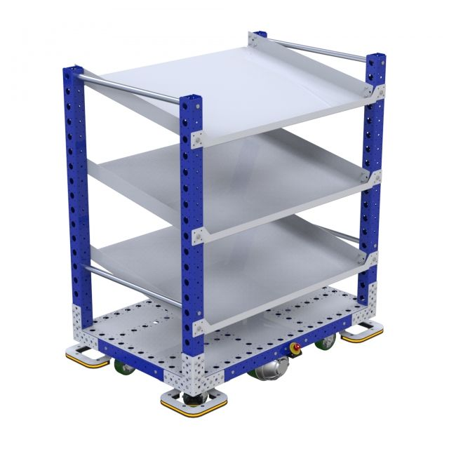 eQart - Flow Shelf EU 840 x 1260 mm