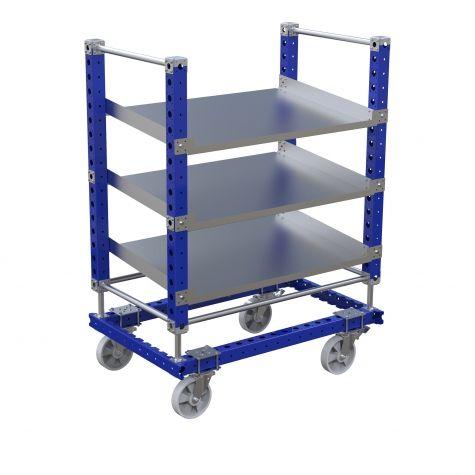 Flow Shelf Cart 1260 x 840 mm