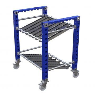 Flow Rack Trolley 700 x 980 mm