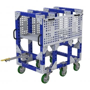 Shelf Tugger Cart – 840 x 1260 mm