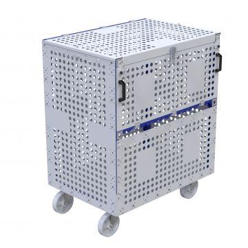 Bin Cart - 840 x 1190 mm