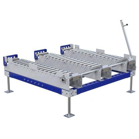 Roller Rack - 1260 x 1260 mm